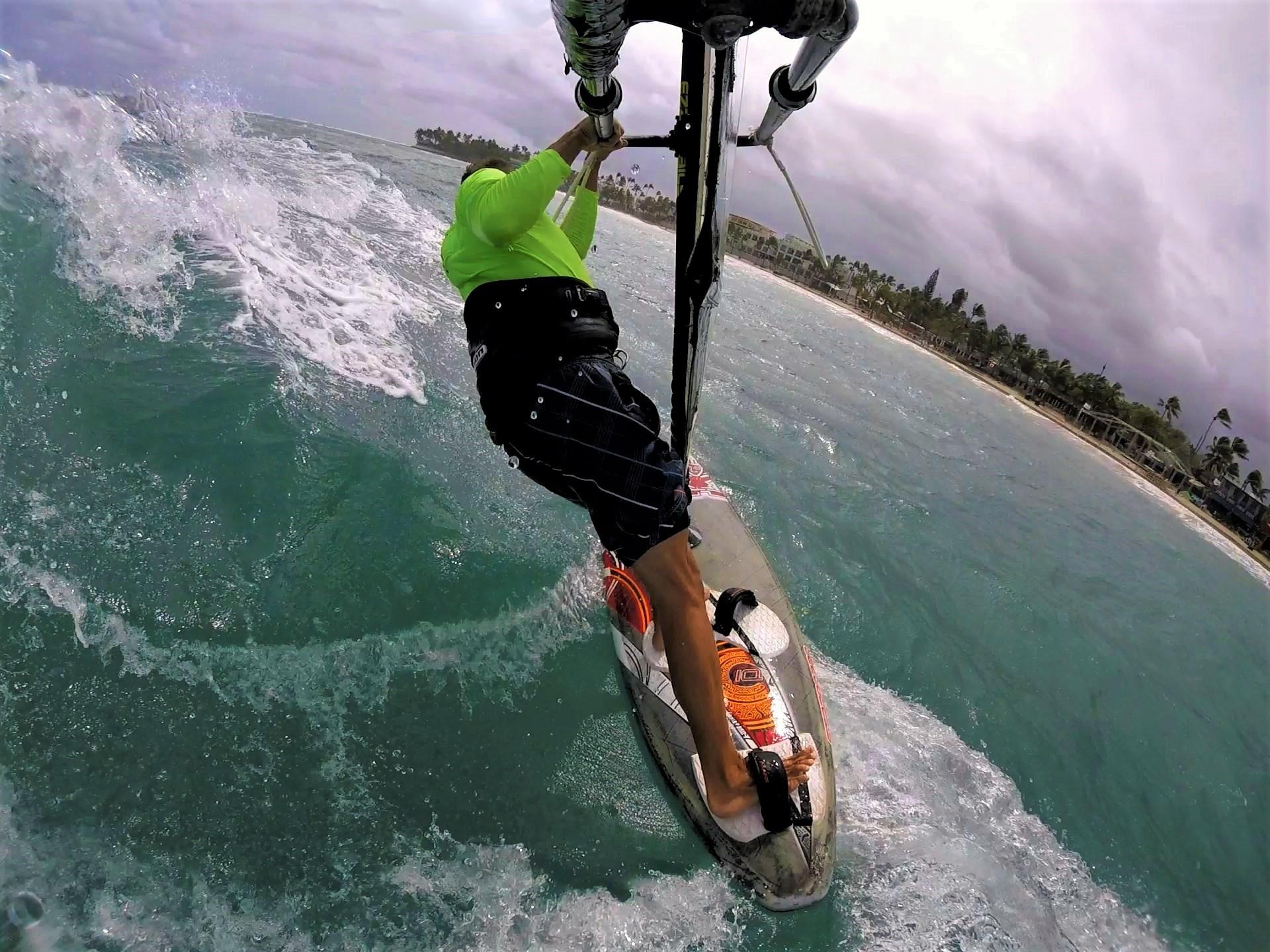 Manu's Windsurfing Blog - Board TESTS!